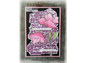 COOSA Crafts Bricklove Clear Stamps (COS-105)