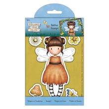 Gorjuss Little Pumpkin Rubber Stamps (GOR 907165)