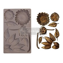 Re-Design Forest Treasures 5x8 Inch Decor Mould (641061)