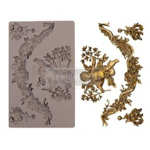 Re-Design Divine Floral 5x8 Inch Decor Mould (645403)