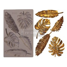 Re-Design Monstera 5x8 Inch Decor Moulds (645588)