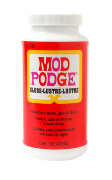 Mod Podge Gloss Water-based Glue Sealer & Finish 473 ml (3113-084)