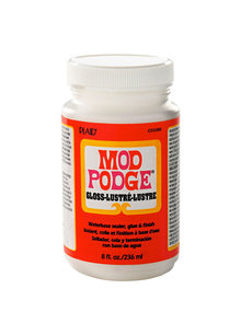 Mod Podge Gloss Water-based Glue Sealer & Finish 236 ml (3113-002)