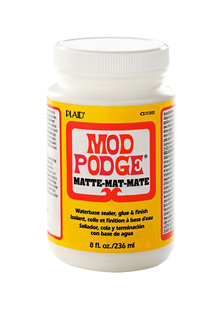 Mod Podge Matte Water-based Glue Sealer & Finish 236 ml (3113-001)