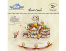 The Card Hut Fruit Crush Clear Stamps (CCTBFC)