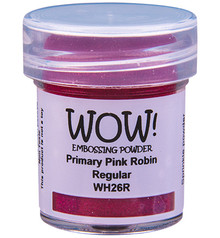 WOW! Pink Robin Embossing Powder (WH26R)