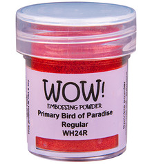 WOW! Bird of Paradise Embossing Powder (WH24R)