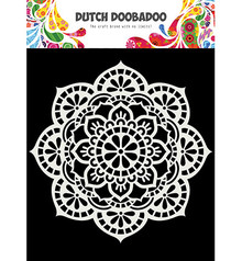 Dutch Doobadoo Dutch Mask Art A5 Mandala (470.715.619)