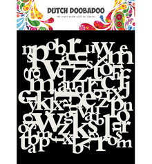 Dutch Doobadoo Dutch Mask Art A5 Letters (470.715.620)