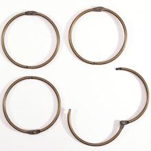 Vaessen Creative Boekbind Ringen Koper 75 mm (2021-106)
