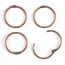 Vaessen Creative Boekbind Ringen Koper 38 mm (2021-104)
