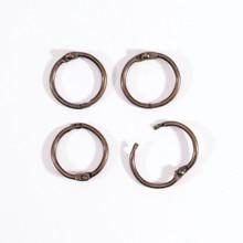 Vaessen Creative Boekbind Ringen Koper 20 mm (2021-101)