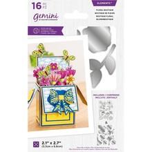 Gemini Floral Boutique Stamp & Die (GEM-STD-FLB)