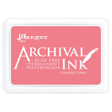 Ranger Archival Ink Coastal Coral (AIP69300)