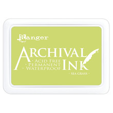 Ranger Archival Ink Sea Grass (AIP70801)