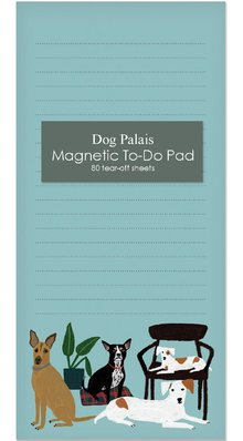Roger La Borde Dog Palais Magnetic To-Do Pad (FM 016)