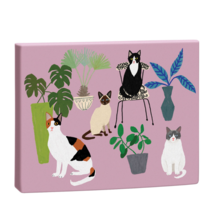 Roger La Borde Cat Palais Boxed Notecards (CNB 072)