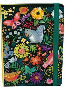 Roger La Borde Wild Batik Journal (AS 170)