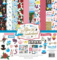 Echo Park Alice in Wonderland No. 2 12x12 Inch Collection Kit (WO214016)