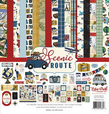 Echo Park Scenic Route 12x12 Inch Collection Kit (SR212016)