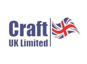 Craft UK Limited Cards & Envelopes 5x5 Inch White (CUK243)