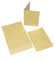 Craft UK Limited Cards & Envelopes C6 Pearlescent Ivory (CUK2094)