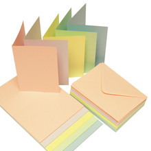 Craft UK Limited Cards & Envelopes C6 Pastel (CUK279)