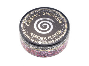Cosmic Shimmer Aurora Flakes Blissful Berry (CSAFBERRY)