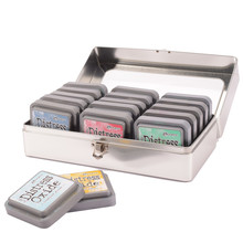 Ranger Tim Holtz Distress Ink Pad Storage Tin (TDA68075)