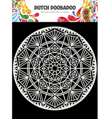 Dutch Doobadoo Mask Art Mandala (470.715.621)