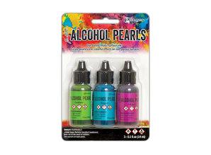 Ranger Tim Holtz Alcohol Pearls Ink Kit #2 (TANK65524)