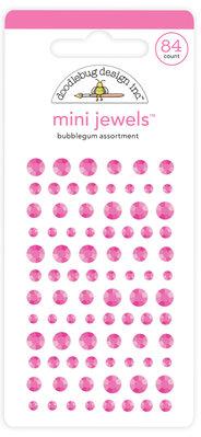 Doodlebug Design Inc. Bubblegum Mini Jewels (84pcs) (6715)