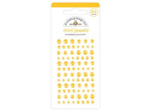 Doodlebug Design Inc. Bumblebee Mini Jewels (84pcs) (6718)