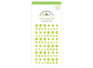 Doodlebug Design Inc. Limeade Mini Jewels (84pcs) (6719)