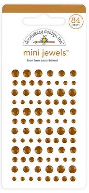 Doodlebug Design Inc. Bon Bon Mini Jewels (84pcs) (6724)
