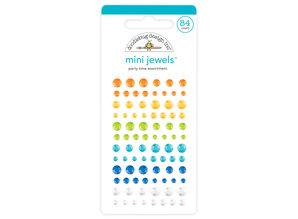Doodlebug Design Inc. Party Time Assortment Mini Jewels (84pcs) (6727)