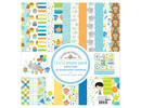 Doodlebug Design Inc. Party Time 12x12 Inch Paper Pack (6691)