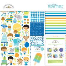 Doodlebug Design Inc. Party Time Essentials Kit (6697)