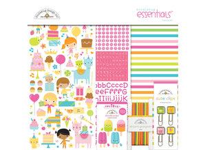 Doodlebug Design Inc. Hey Cupcake Essentials Kit (6696)