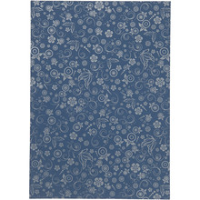 Paperpads.nl SELECT Glanzend Design Papier A4 Donkerblauw