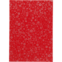Paperpads.nl SELECT Glanzend Design Papier A4 Rood