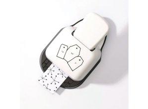 Paper Fuel 3-in-1 Label Pons Rechte Rand (PF105005)