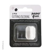 Paper Fuel Papiersnijder Reservemesje + Rilmesje (PF104003)