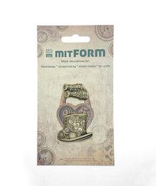 Mitform Travel 1 Metal Embellishments (MITS049)