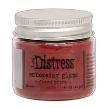 Ranger Tim Holtz® Distress Embossing Glaze Fired Brick (TDE70979)