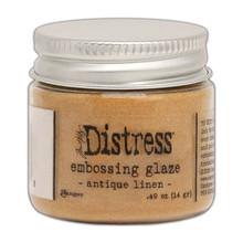 Ranger Tim Holtz® Distress Embossing Glaze Antique Linen (TDE70948)