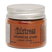 Ranger Tim Holtz® Distress Embossing Glaze Rusty Hinge (TDE71013)