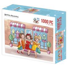 Yvonne Creations Bubbly Girls Shopping Legpuzzel (YCPZ1001)