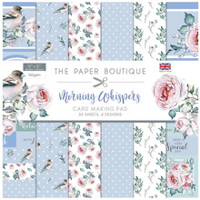 The Paper Boutique Morning Whispers 12x12 Inch Paper Pad (PB1308)
