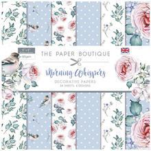 The Paper Boutique Morning Whispers 8x8 Inch Paper Pad (PB1303)